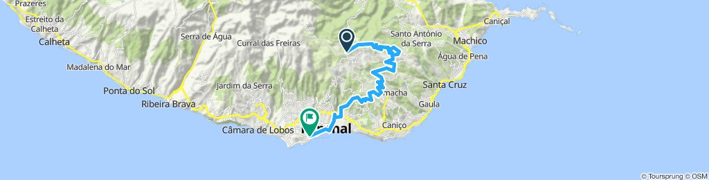 Madeira 34km