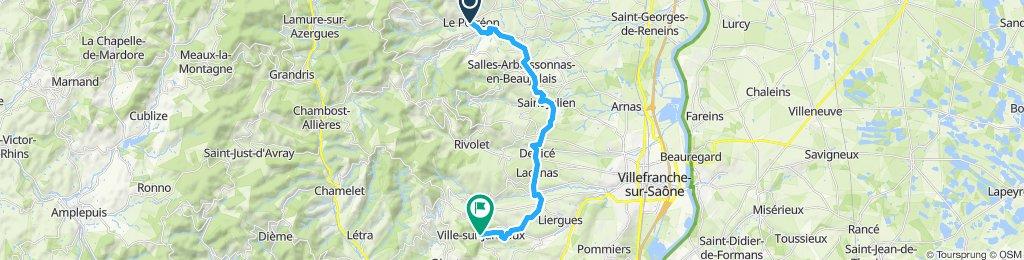 Per's to Ville sur Jarnioux