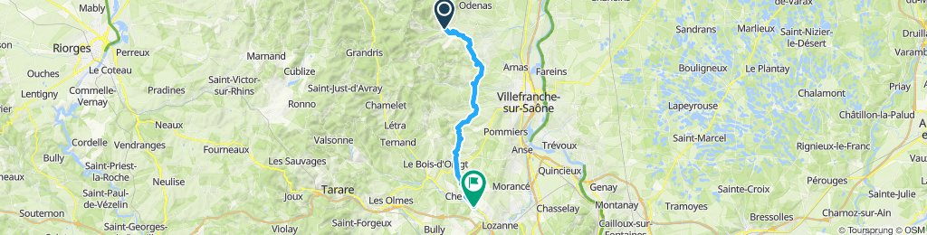 Per's to Chatillon (Domaine Chasselay)