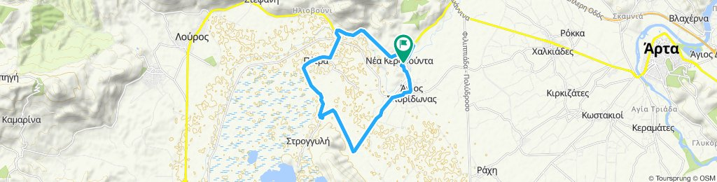 New Kerasouda small route-1