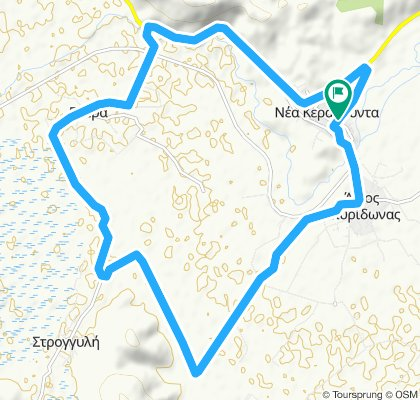 New Kerasouda small route-1
