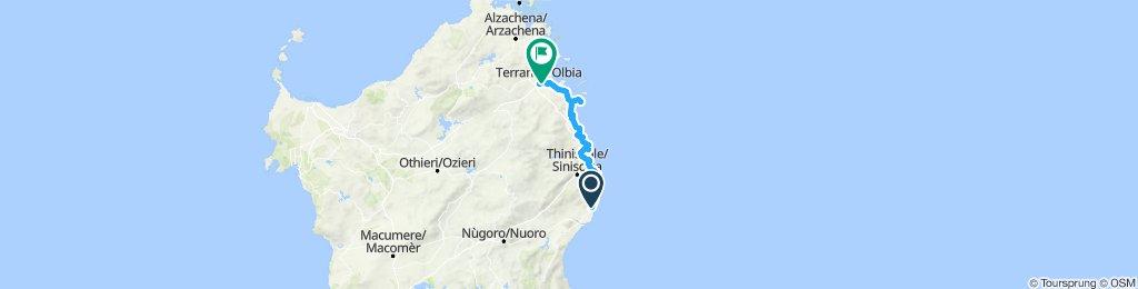 Sardegna Tour - Tappa 4: da Cala Liberotto a Olbia