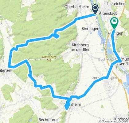 Waldrunde Kirchberg