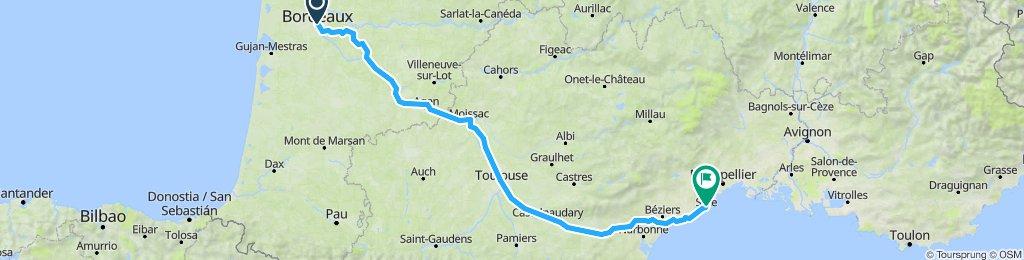 France Bike Trip