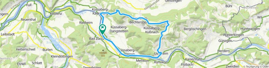 Küssaburg/Rheinhöhe