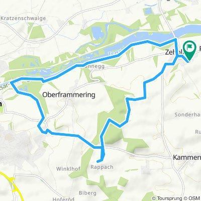 Zeholfing-Hochberg-Zeholfing