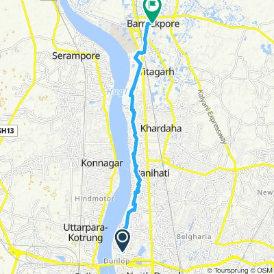Barrackpur Cantonment