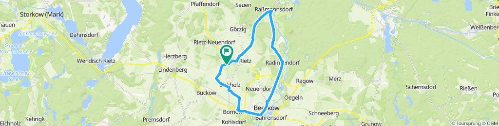 2h Route Raßmannsdorf