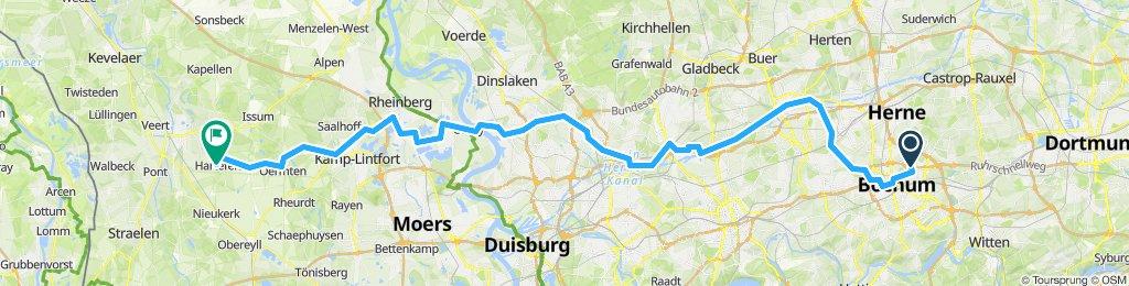 Bochum - Hartefeld