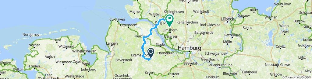 Kutenholz – Horst
