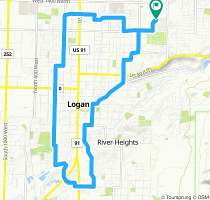10 mile - South