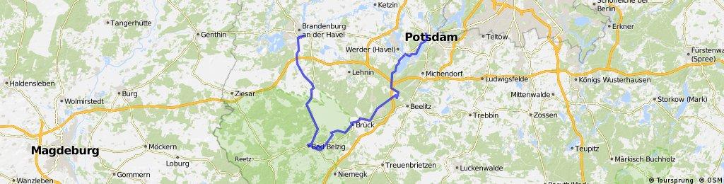 Brandenburg-Belzig-Potsdam