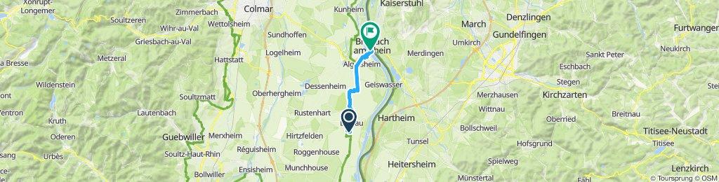 Fessenheim Cycling
