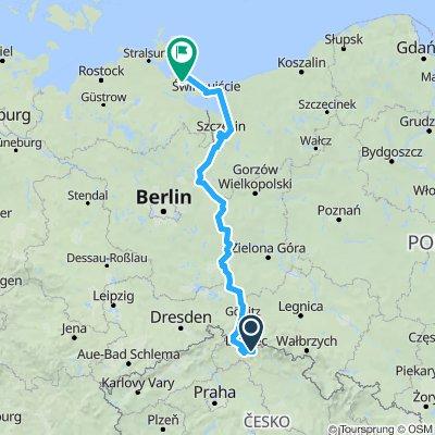 Drei-Länder-Tour