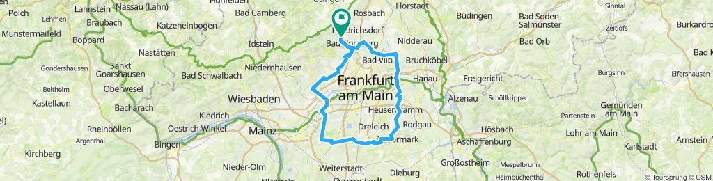 BH - Rund um Frankfurt