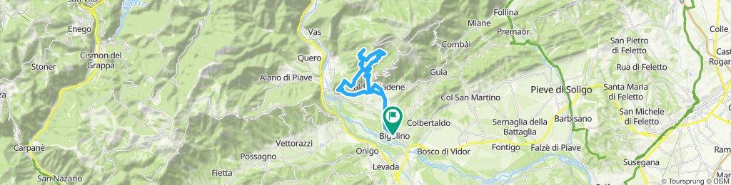 Bigolino-Vadobbiadene-Pianezze
