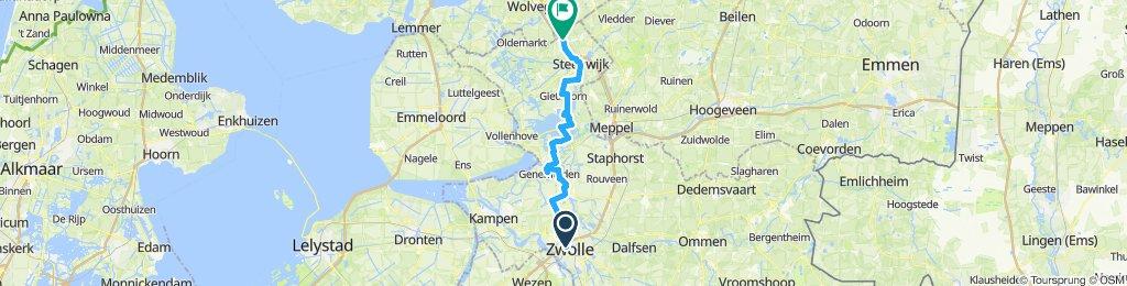Zwolle - Steenwijk