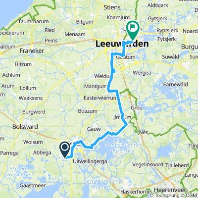 Sneek - Leeuwarden