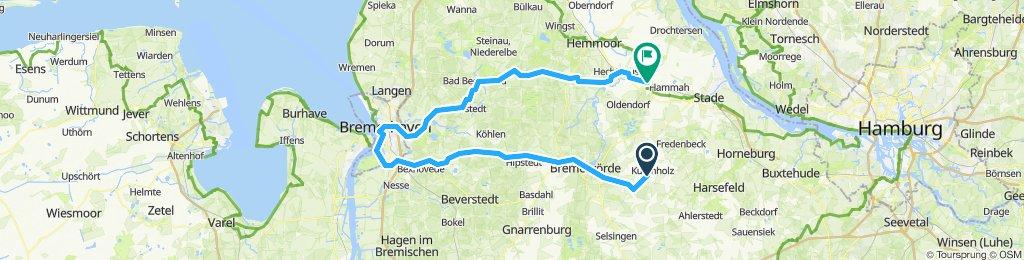 Kutenholz – Bremerhaven – Himmelpforten