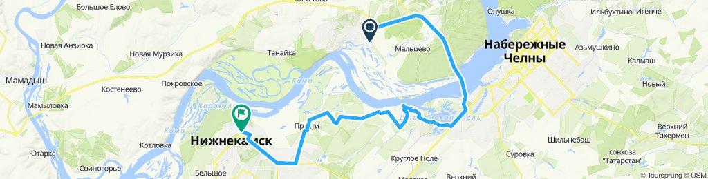 Елабуга - Нижнекамск