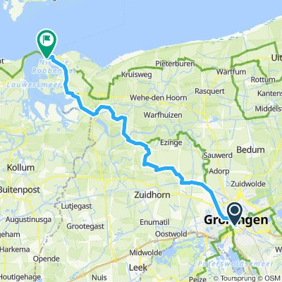 Lauwersoog - Groningen
