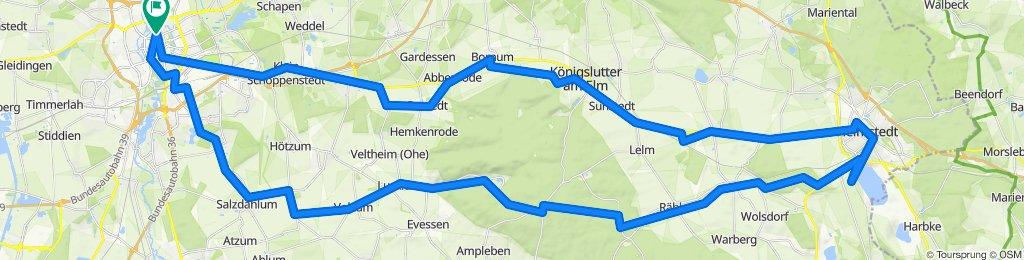 Braunschweig Helmstedt
