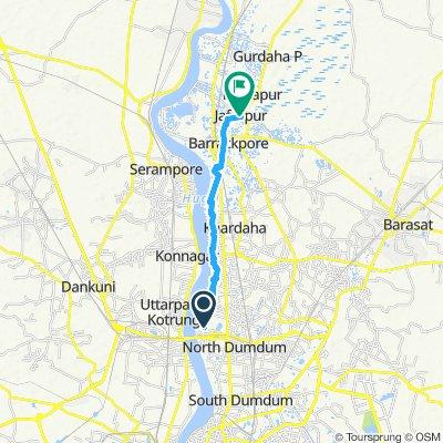 Dakshineswar, Kolkata, West Bengal, India 700076