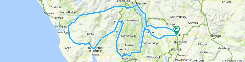 Lake District Saturday