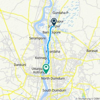 Jafarpur, West Bengal, India