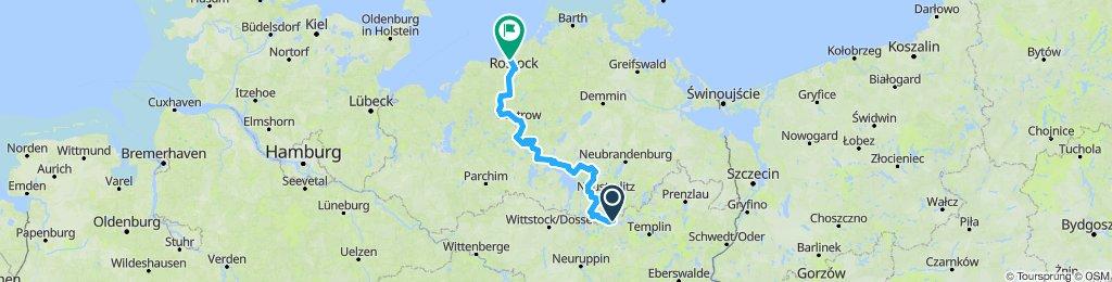 Mecklenburg Bike Tour