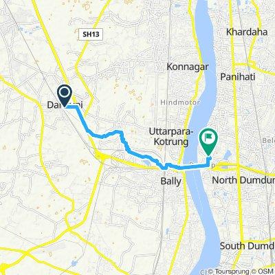 Dankuni, West Bengal, India