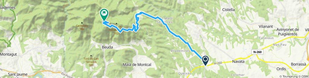 Mare de Deu del Mont 18,5 km 5%
