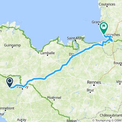 Guémené-sur-Scorff Cycling