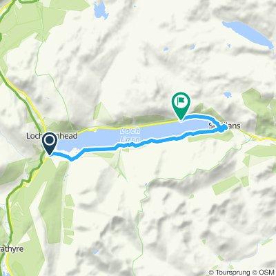 S Loch Earn to LESC