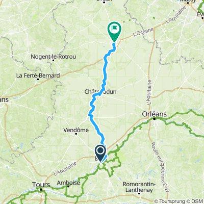 Blois - Chartres