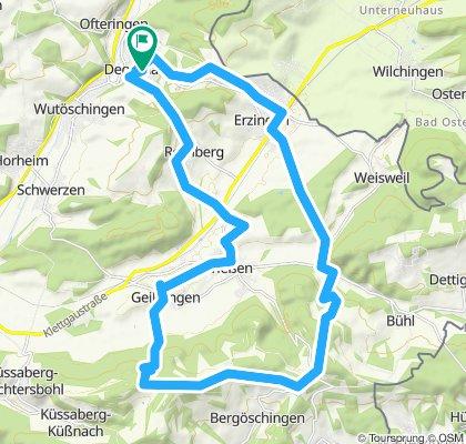 Degernau - Wannenberg