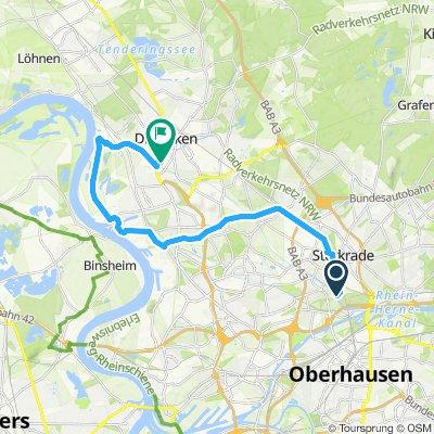 HOAG-Route