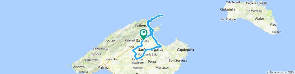 20190817 Sa Pobla-Formentor-Can Picafort-Costitx-Sa Pobla