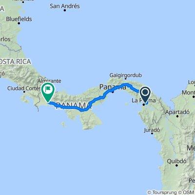Puerto Quimba - David
