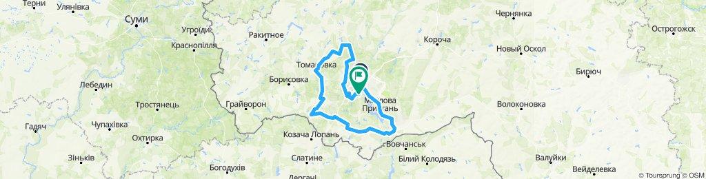 Белгород 200 забытые дороги