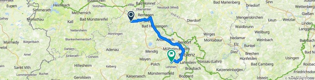 2 Ahrweiler - Kobern - Gondorf