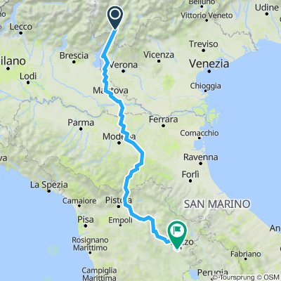 Toskana Tag 3 und 4