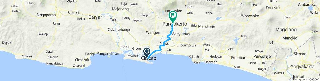 Java-Bali 03, Indonesia, Garut - Pangandaran, 163 km