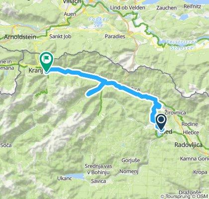 Bled-Kranjska Gora