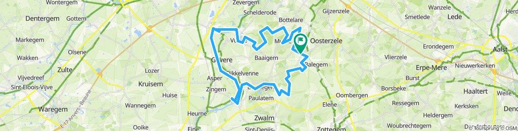 46 km stuk Schelde