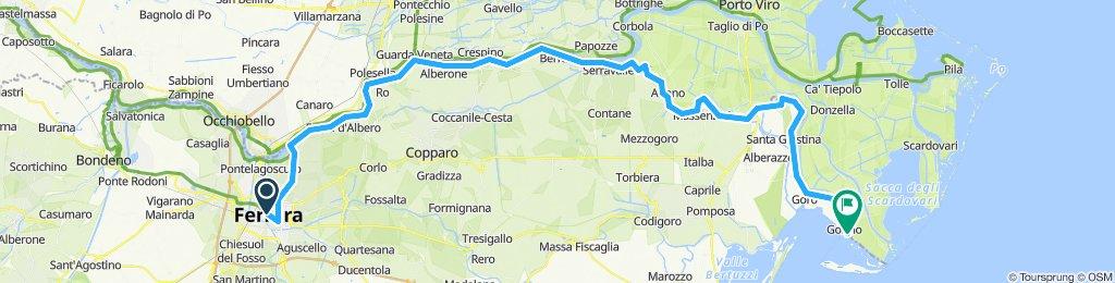 Ferrara PO Gorino