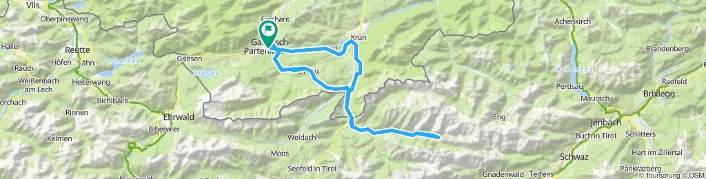 Garmisch-Isarquelle-Kastenalm