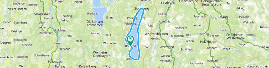 Rund um den Stranbergersee