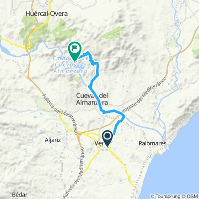 Luciérnagas - Al mirador Norte del Pantano