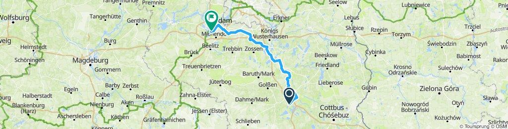 hindenberg - caputh/geltow